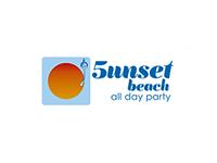 5unset beach