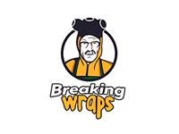 breaking wraps